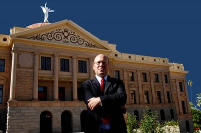 Todd J. Rathner, former NRA lobbyist in Arizona and a current Board Member (Photo: NFAFA)
