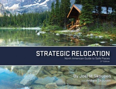 "Strategic Relocation is an interesting book, and probably worth its $49.95 price, but there are some biases in the book that make you question the author's intent, and integrity. Are the Russians destined to nuke us? Are there ""safe"" locations throughout the US? Or is Joel Skousen just another shill meant to stir up fear and make a lot of money while we wander in the dark?"