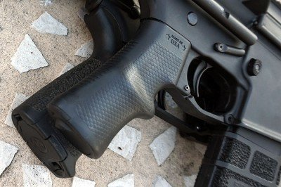 The P*Grip is ideally suited for short barreled rifles, or AR pistols.