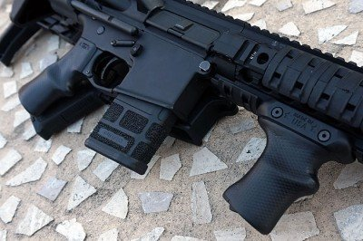 If I were to be concealing an SBR the P*Grip would be the logical choice.