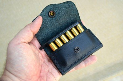 "Carrying a reload for your revolver is always a good idea.  The Simply Rugged ""Most Versatile Ammo Pouch"" is a great option for belt or pocket carry."