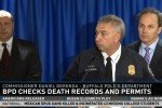 Buffalo Police to Confiscate Firearms from Deceased