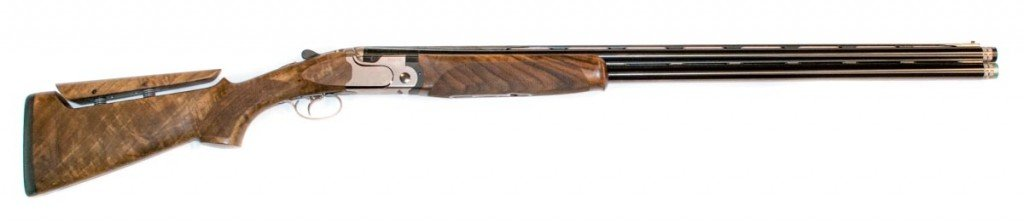 The Beretta 692 Sporting with B-Fast Adjustable comb.