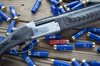 Yes, FNH does make a competition shotgun.