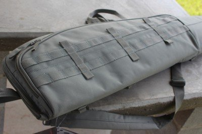 The Scoped Rifle Case is ideal for a scoped bolt gun.