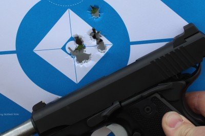 Same drill from a different shooter, the very first time he fired the CCO.