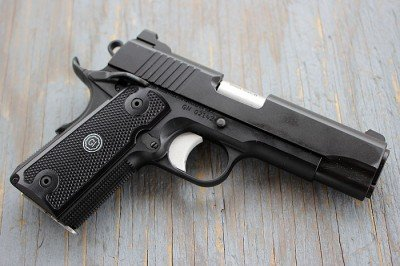 At first glance, the Guncrafter CCO looks like many other 1911s. It is not.