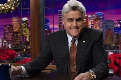 Former Tonight Show Host Jay Leno.