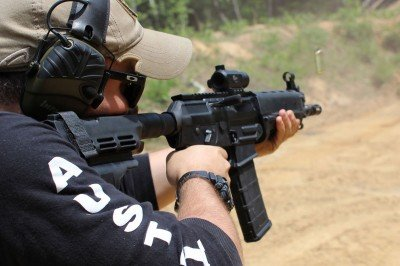 Will this SIG pistol need to be registered as an SBR before you can put it to your shoulder?