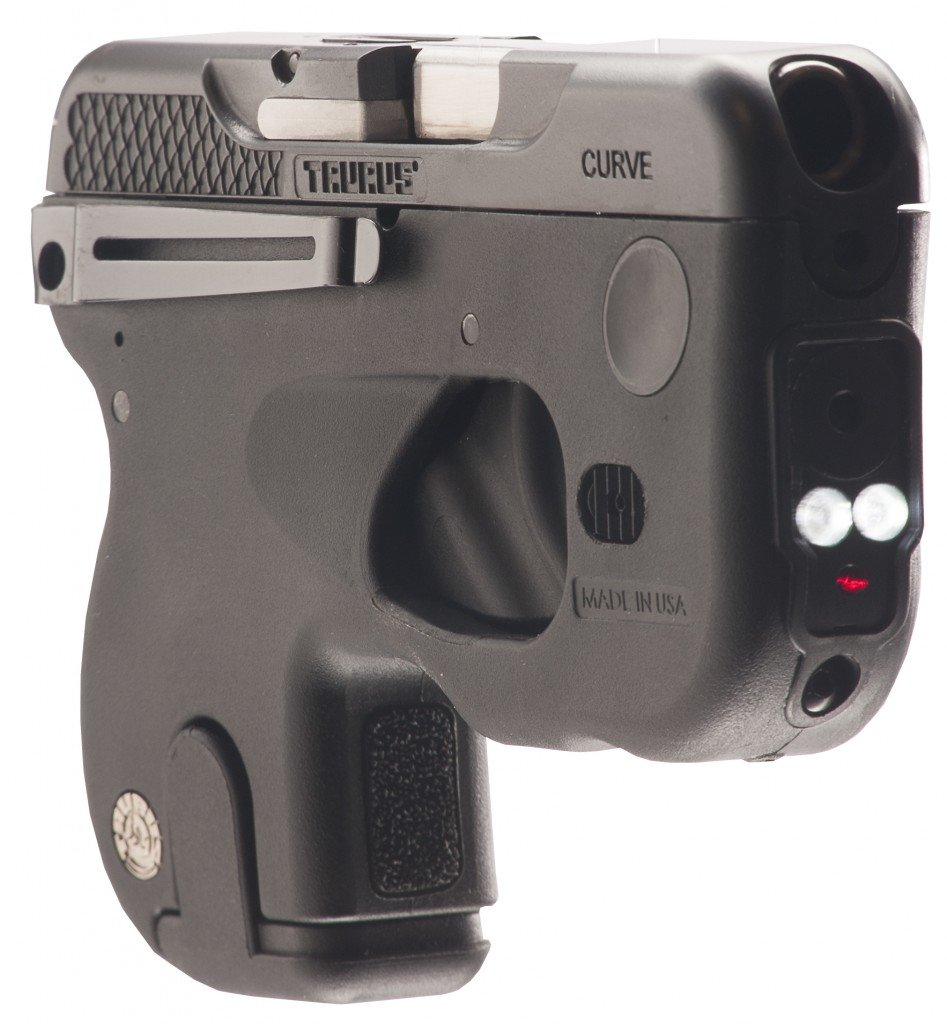 As you can see, the frame of the gun on the Curve is substantial, and that made it a soft shooter, despite it's weight of only 10.2 ounces.