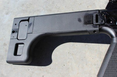I want a version of this stock to be made for traditional AR-15s. Or better yet, for an AK.