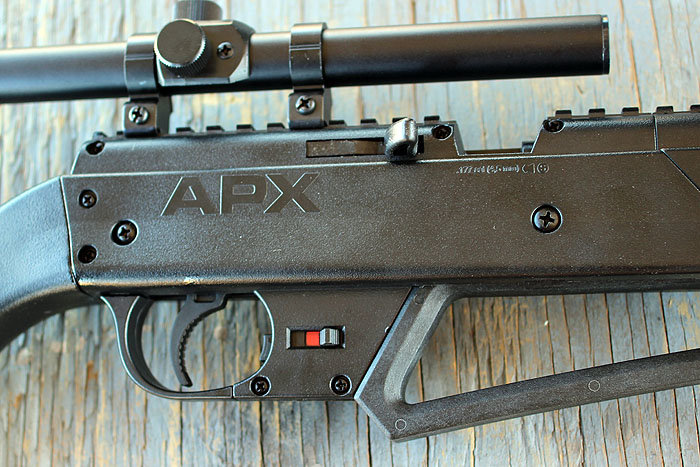 Buy that kid a BB gun! Umarex NXG APX