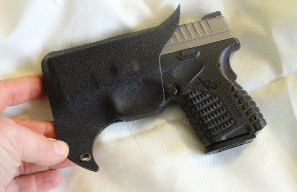 Deep Concealment - Pocket, Neck, Trigger Gaurd Holsters