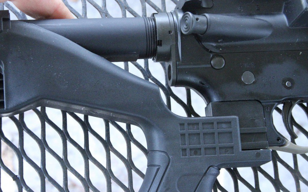be06fdf2af0a The  99 AR-15 Bump Stock - Actually Works!! - Video Review ...
