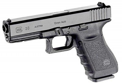 It is bigger than most .40 caliber guns, but the 10mm GLOCK 20 is not a compromise.