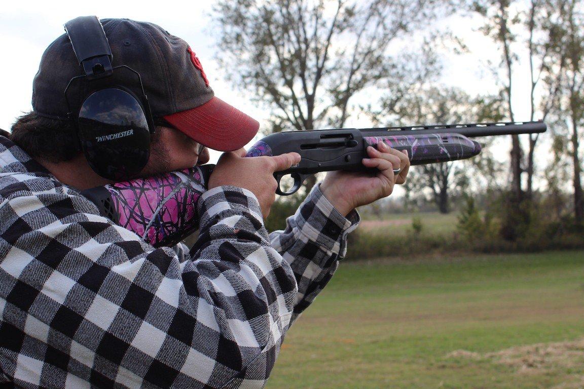 Tristar Raptor Youth Shotgun-Pink Gun Review - GunsAmerica