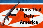 The Top 5 Guns that Defy America