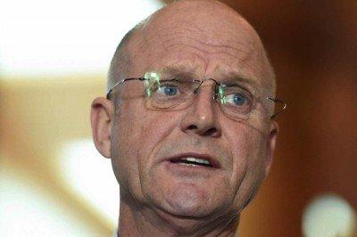 Australian senator David Leyonhjelm. (Photo: AAP)