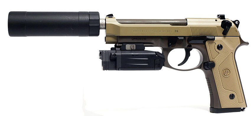 The Inside Scoop on the New Beretta M9A3 - GunsAmerica Digest