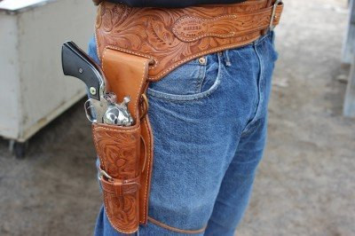 The cut should still allow access to your pockets.