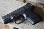The New FNS Compact 9mm–New Gun Review