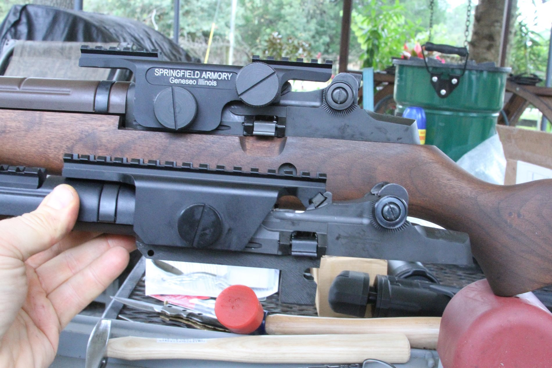 M1A Sniper - On the Cheap, or All the Way? - GunsAmerica Digest