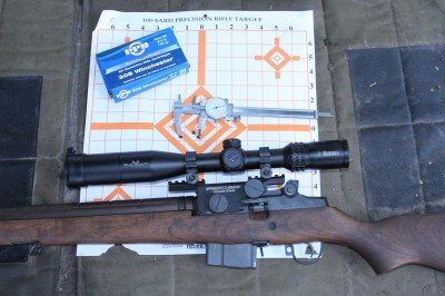 The National Match liked the Przi Partizan range ammo I shot in it as well.