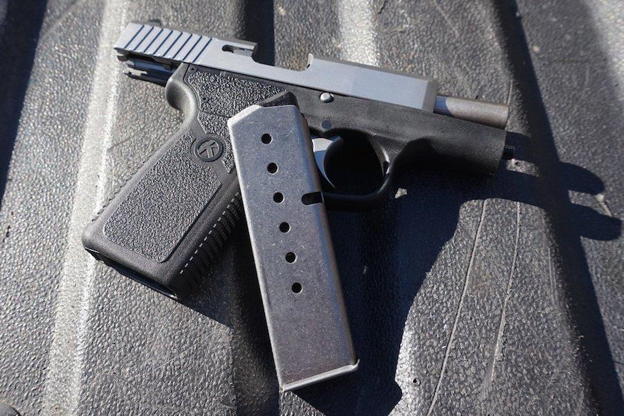 Kahr CT380-The Perfect Pocket Pistol? - GunsAmerica Digest