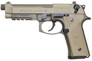 The new Beretta M9A3.