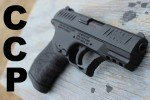 The Walther Concealed Carry Pistol – CCP – New Gun Review