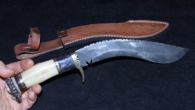 This one one of the more expensive knives, but not that much more. $115 with free shipping.