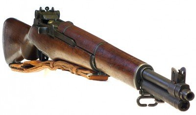 The Garand continues to be popular thanks to groups like the CMP and Call of Duty games.