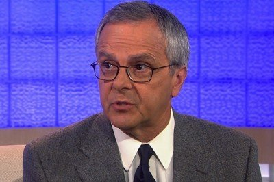 Mike Lupica, not the sharpest tool in the shed when it comes to guns.  Yet, he wants to advise us on what we should and should not have when it comes to self-defense.  (Photo: National Review)
