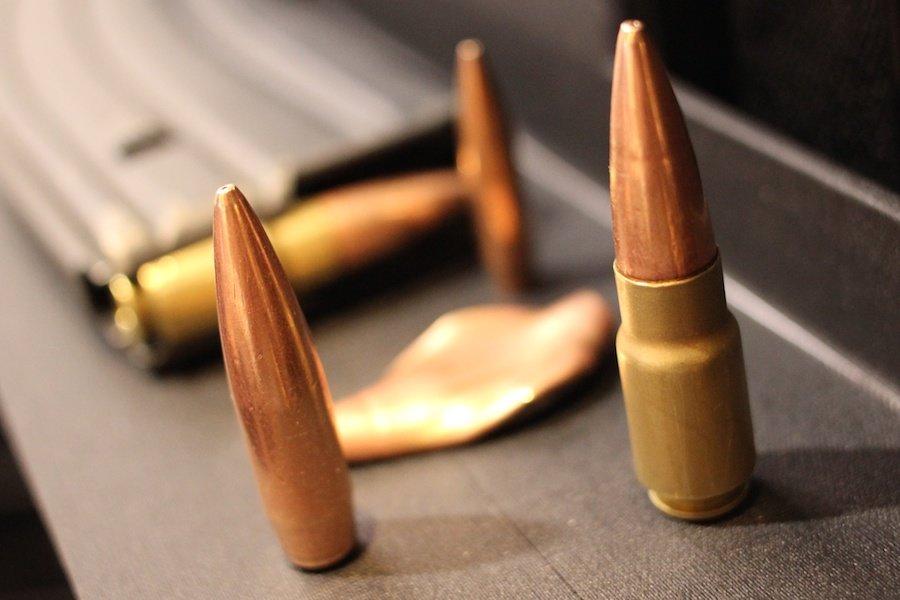 Big bullets.