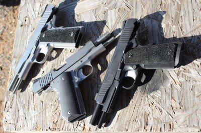 Having all three on the range .