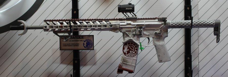 Battle Arms Star Wars Themed ARs - GunsAmerica Digest
