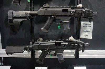 At half the price of the Bren, I expect to see a lot of these Scorpions selling fast.