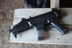 The New CZ Scorpion–SHOT Show 2015