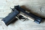 Christensen Arms Custom 1911 Commanders