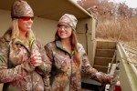 Hot Chicks Hunt Ducks