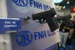 FNH's New FNS Compacts – With and Without Manual Safety – SHOT Show 2015