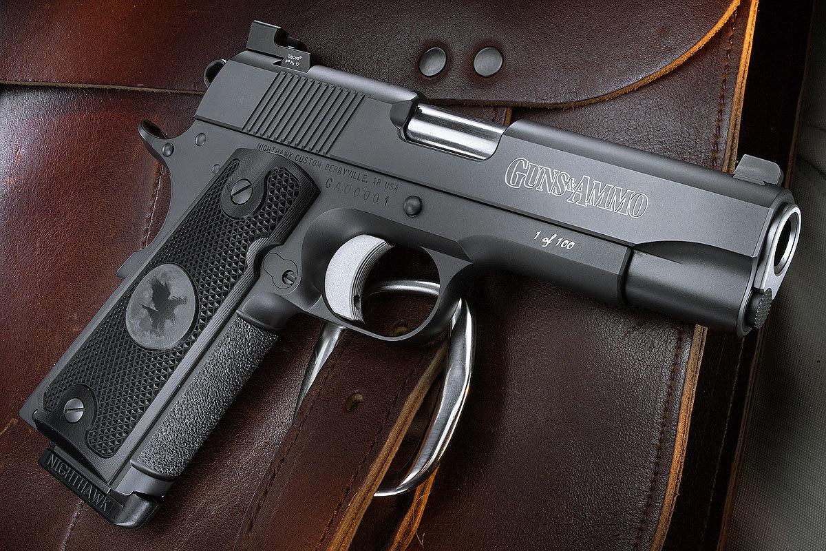 Guns & Ammo Nighthawk 3