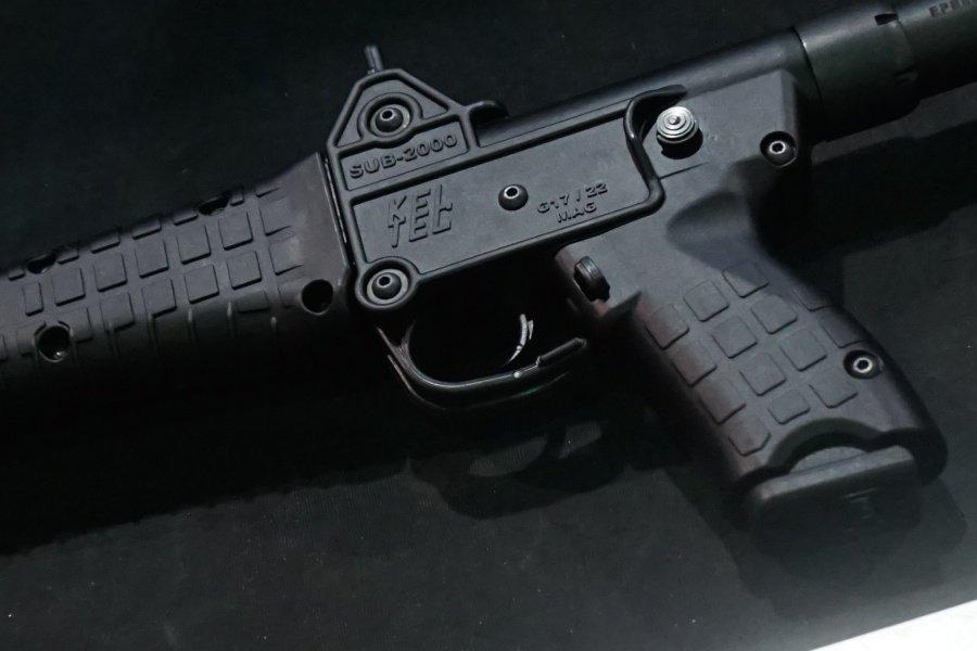 Kel-Tec Gator Grip Texture.
