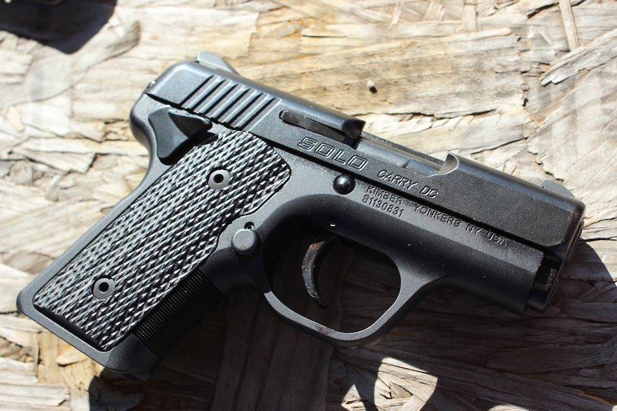 kimber solo dc high end 9mm carry gunsamerica digest rh gunsamerica com Kimber 1911 45 Para Ordnance