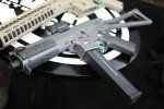 LWRC's New .45 ACP Sub Gun–SHOT Show 2015