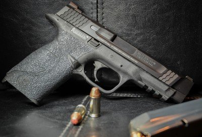 The Smith & Wesson M&P 45 combines duty-proven performance with industry leading ergonomics.