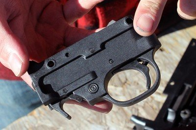 The new BX-Trigger looks identical to the most recent polymer bodied triggers--at least on the outside.