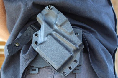 The SARRP. A holster for your AR.