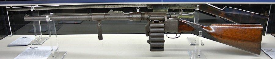 1850s chain gun.