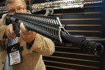 The New UTAS AR pattern Shotgun–SHOT Show 2015